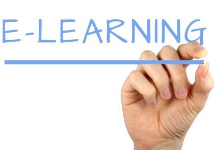 étude en e-learning