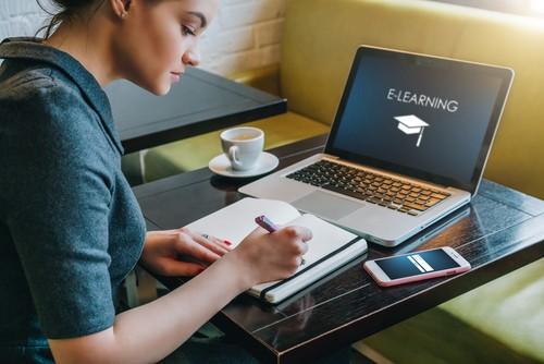 études dans le Digital